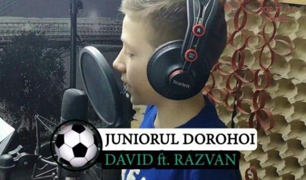 Lansarea Imnului Juniorul Dorohoi