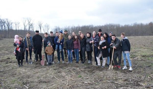 plantare copaci seminar Dorohoi 01
