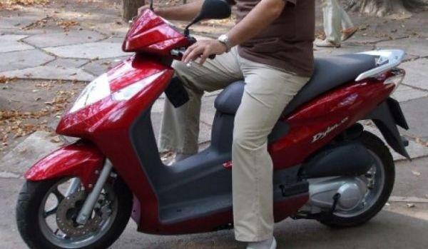 minor motoscuter
