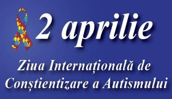 2 aprilie Autism