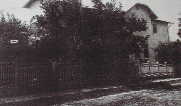 vila Elenei Cuparencu