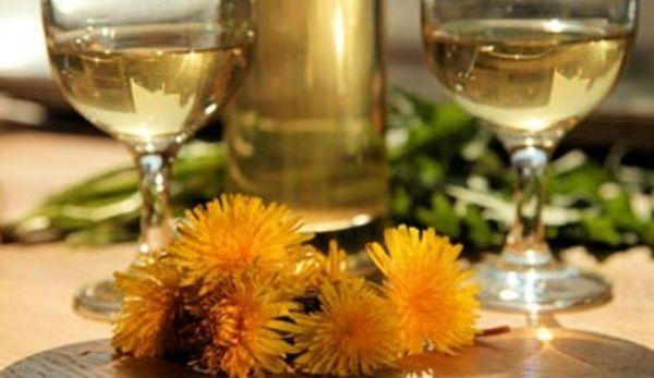 vinul medicinal papadie