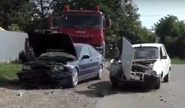 Accident Bajura