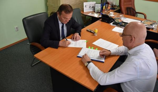 semnare proiect