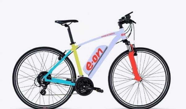 E.ON Sprints Bike