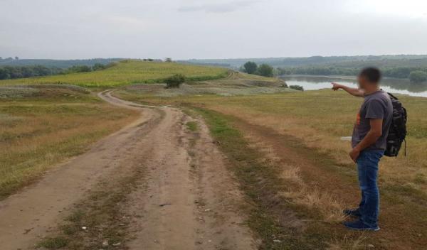 Moldovean ajuns ilegal în România