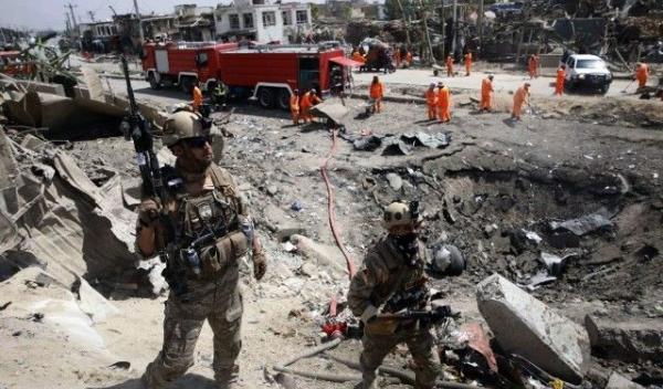 Atac terorist Kabul