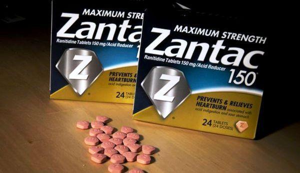 medicament-ranitidina