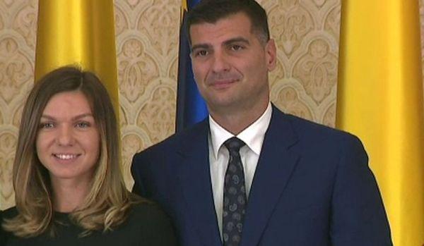 Simona Halep Toni Iuruc