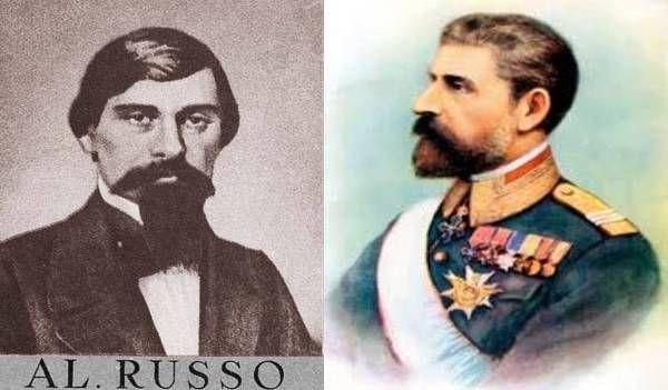 Alecu-Russo-Regele Ferdinand