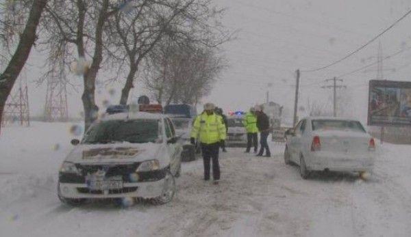 Accident-iarna