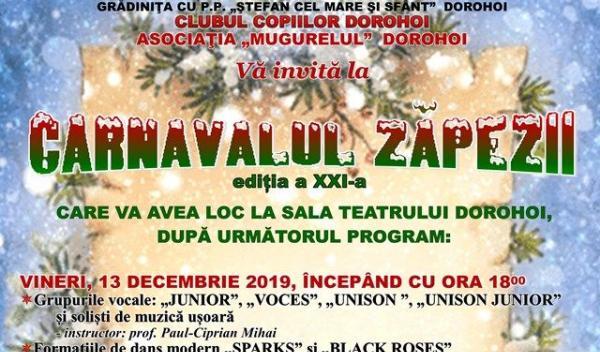 Afis Carnaval 2019 - Copie
