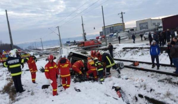 Accident feroviar SV