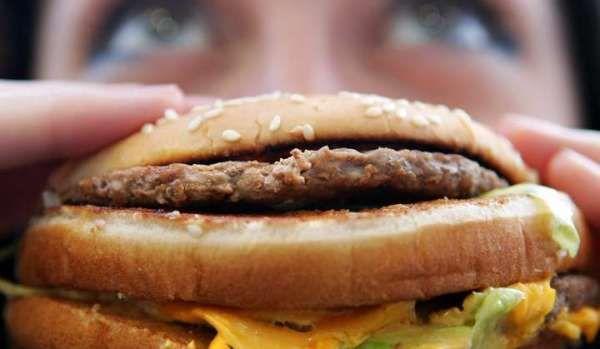 alimente fast food