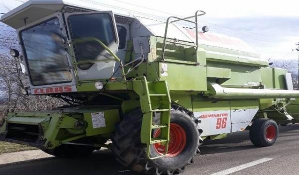 Utilaj agricol neînmatriculat, depistat pe drumurile publice2