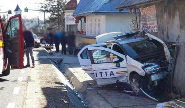 Accident Dumbraveni