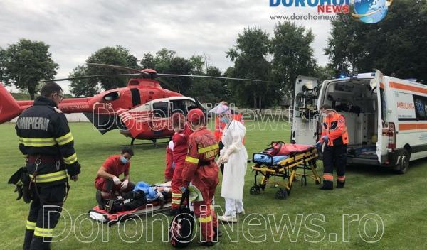 Elicopter SMURD la Dorohoi_02
