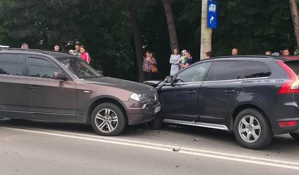 Accident SV