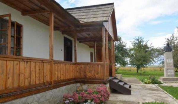 Casa Memoriala George Enescu - Liveni