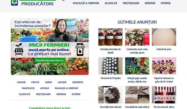 PiataProducatorilorRo - Piata Micilor Producatori - Aristarch Software (002)