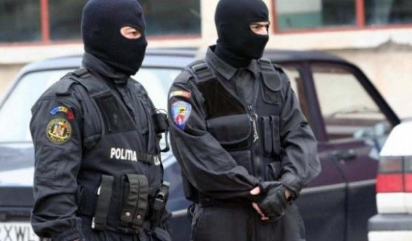 politie-perchezitii