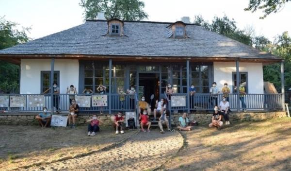 Casa Enescu Mihaileni_ateliere copii