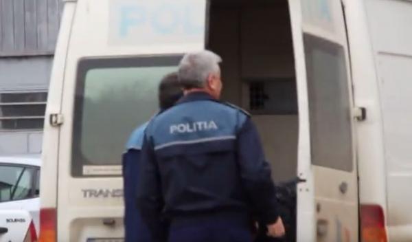 politia-duba-parchet