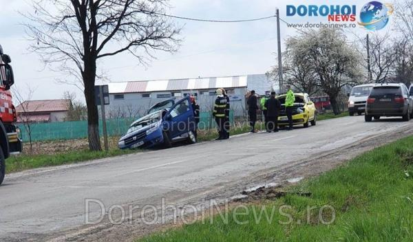 Accident intrare Dorohoi_01