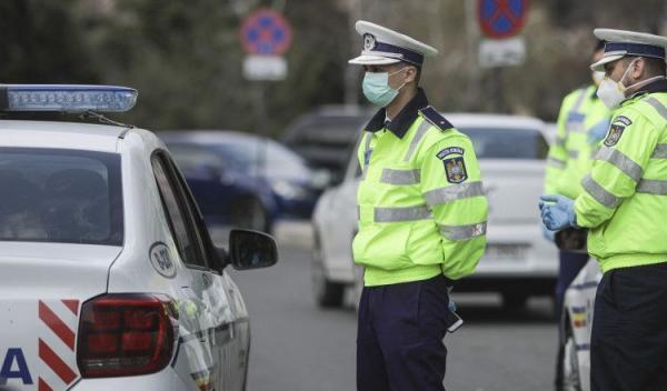 politisti masuri Covid