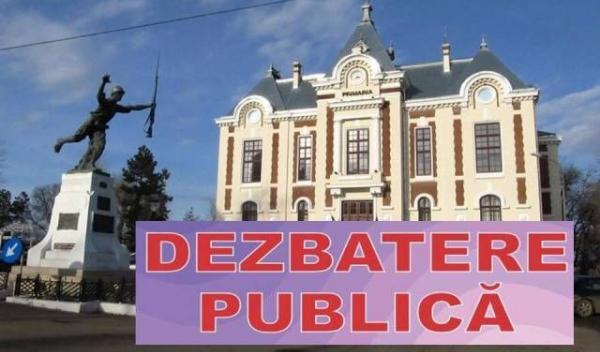 dezbatere publica Dorohoi