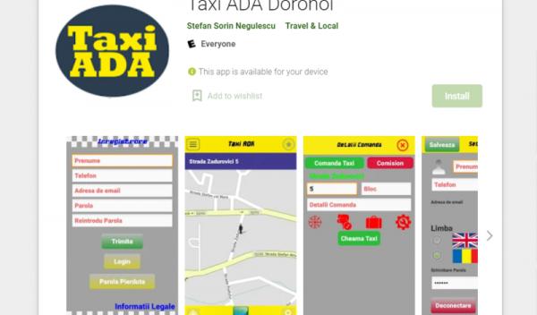 Taxi ADA