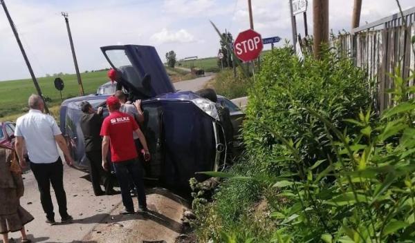 Accident Rosiori