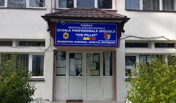 Scoala Ion Pillat Dorohoi