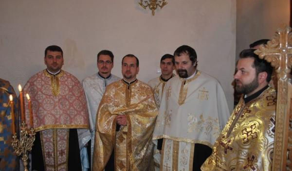 Sărbătoarea Sfinților Trei Ierarhi la Seminarul Teologic Sf. Ioan Iacob Dorohoi