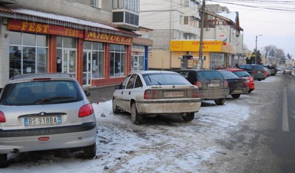 parcare Dorohoi