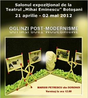 Oglinzi post-modernime_Marius Petrescu