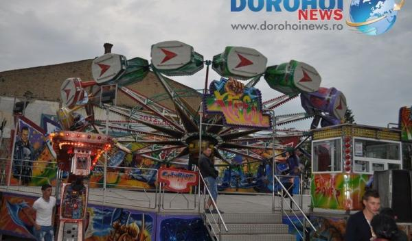 Parc de distractii - Luna Park la Dorohoi_10