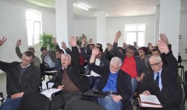 Sedinta de Consiliu Local