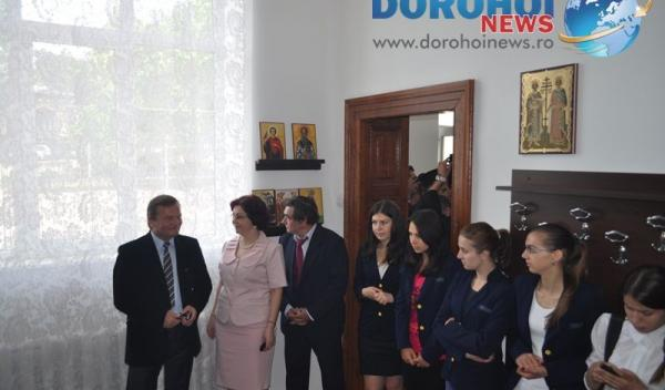 Sfintire cabinet de religie - C.N. Grigore Ghica Dorohoi_10