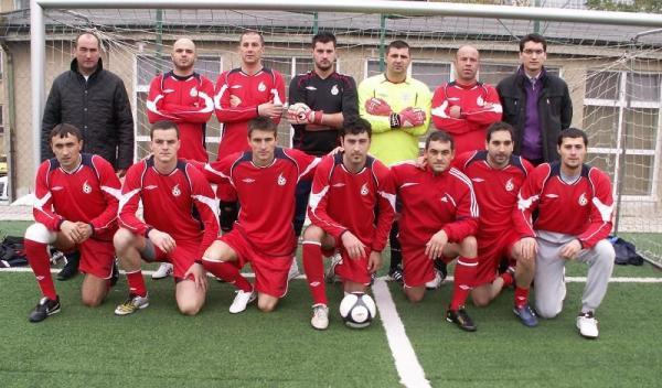 Echipa Romaniei MiniFotbal
