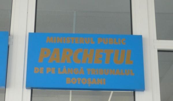 Parchetul de pe langa Judecatoria Botosani