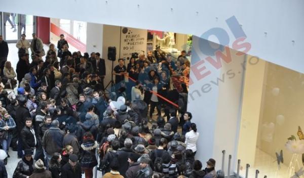 Deschidere magazin H&M - Uvertura Mall_3
