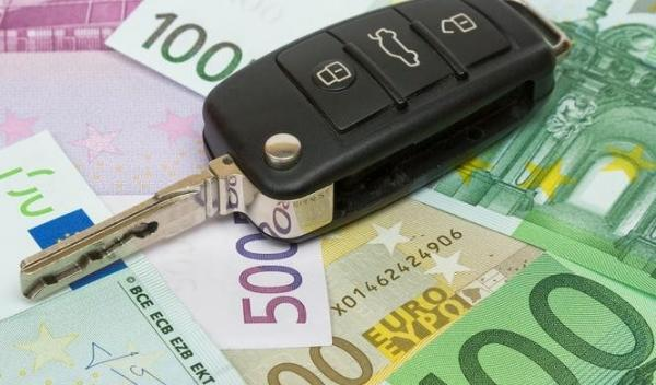 majorarea taxei auto