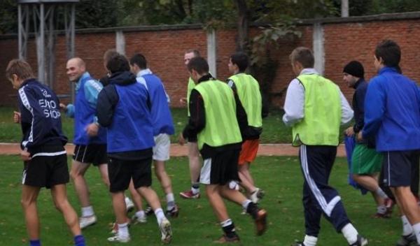 FCM Dorohoi antrenament