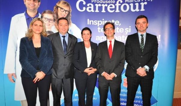 Conferinta Carrefour