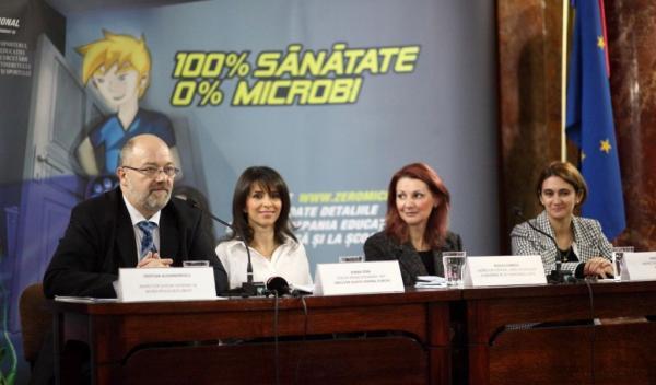 Cristian Alexandrescu, Diana Stan, Rodica Cherciu, Mirela Sisman