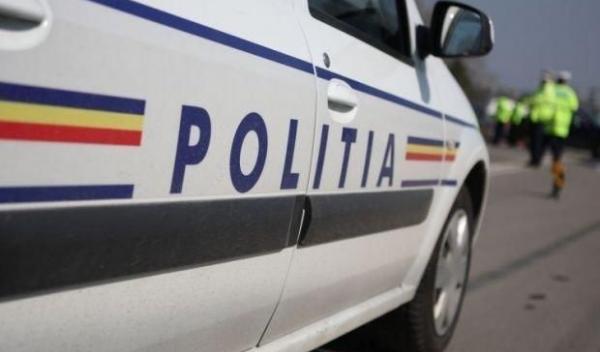masina furata depistata de politisti