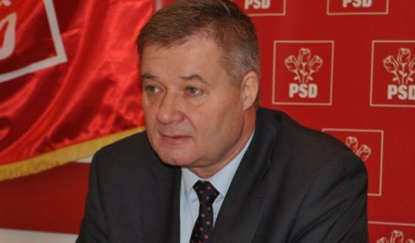 Gheorghe Marcu presedinte PSD