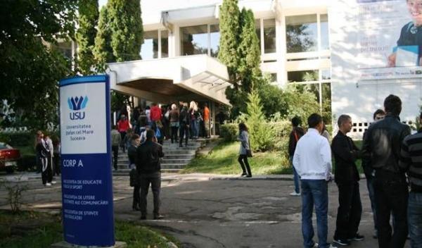 Universitatea Stefan cel Mare