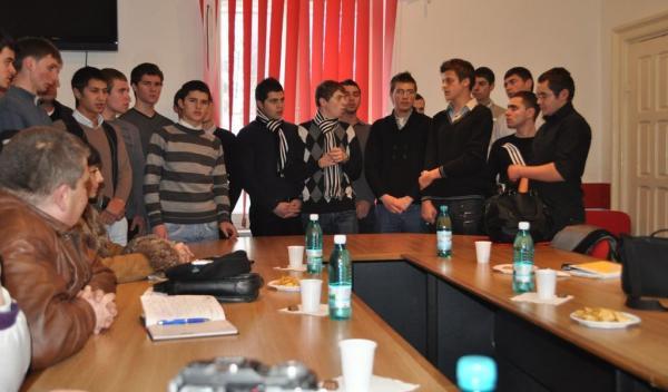 """Seminarul Teologic """"Sf. Gheorghe"""" Botoşani (2)"""